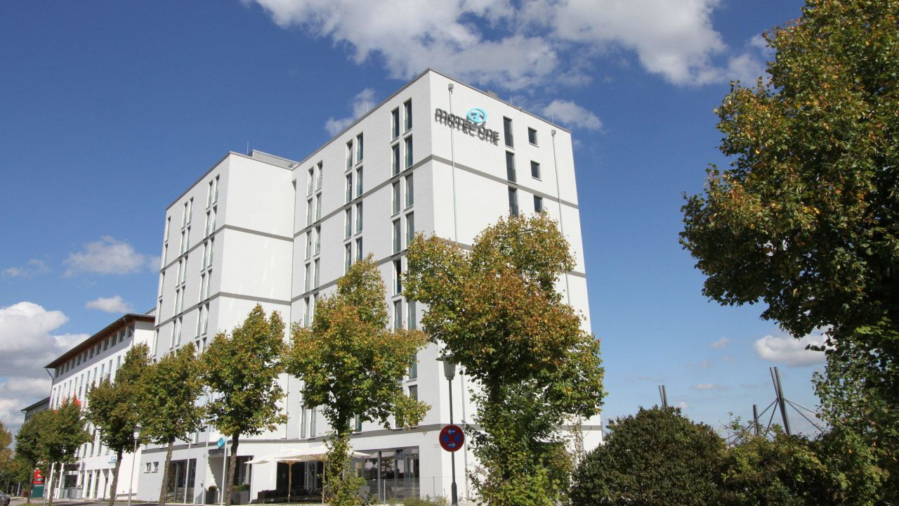 Motel one m nchen garching in garching holidaycheck for Motel one wellness