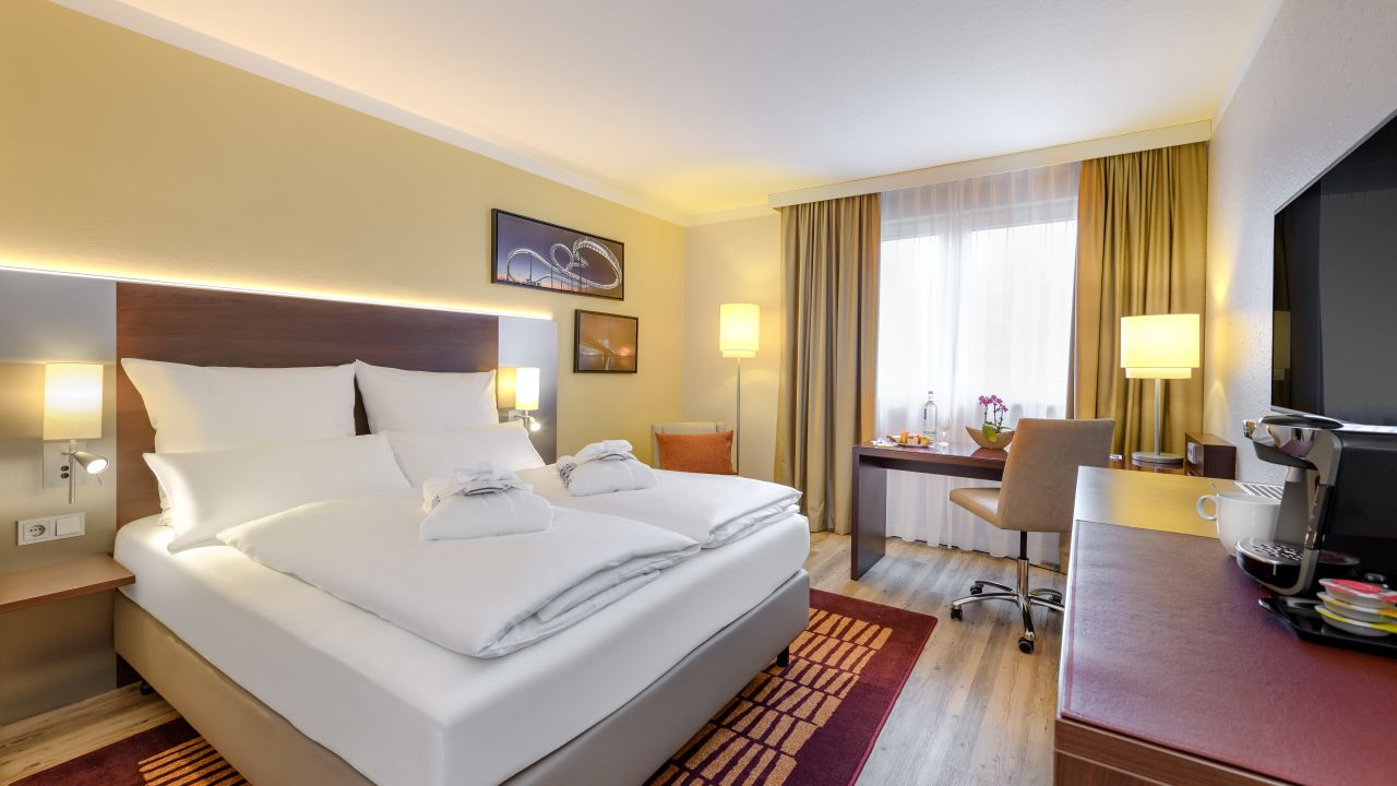 Mercure Hotel Duisburg City (Duisburg) • HolidayCheck (Nordrhein ...