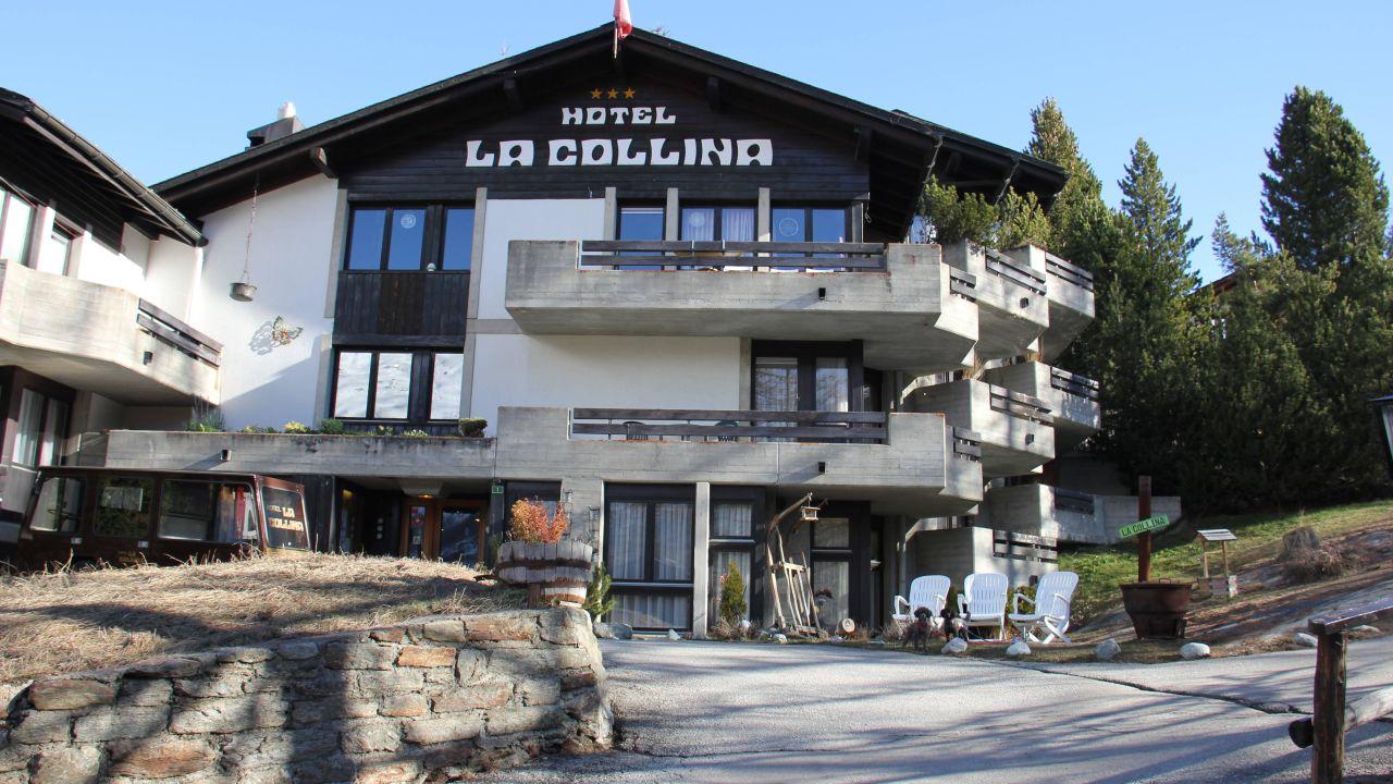 Hotel La Collina Saas Fee Holidaycheck Kanton Wallis Schweiz