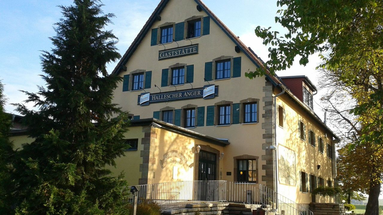 Hotel Hallescher Anger Naumburg Saale Holidaycheck Sachsen