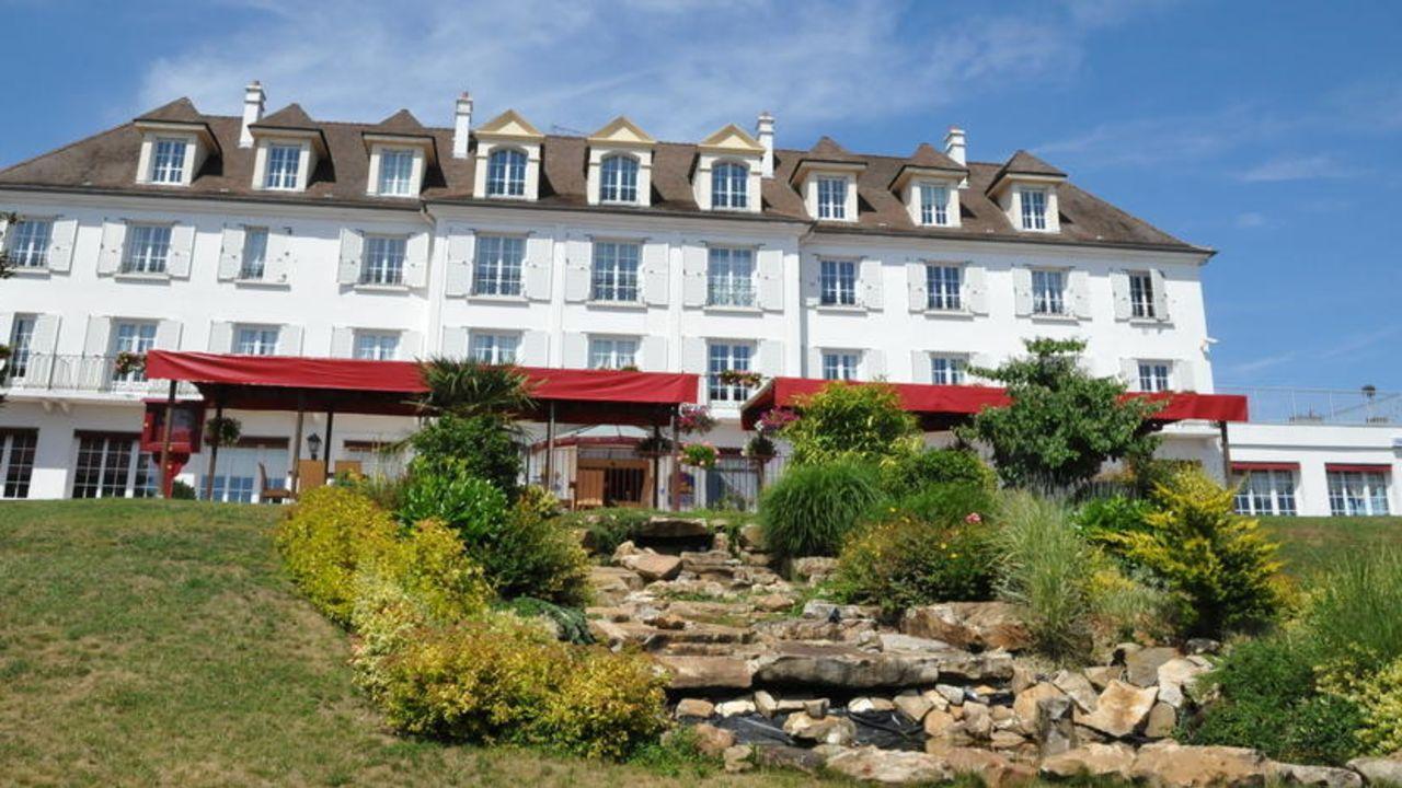 Chateau Thierry Hotel Ile De France