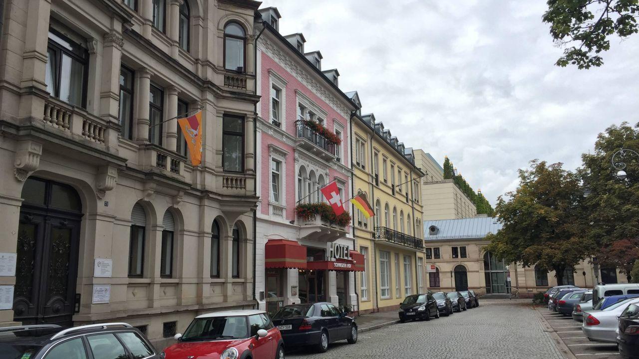 Bade Baden Europ Hof