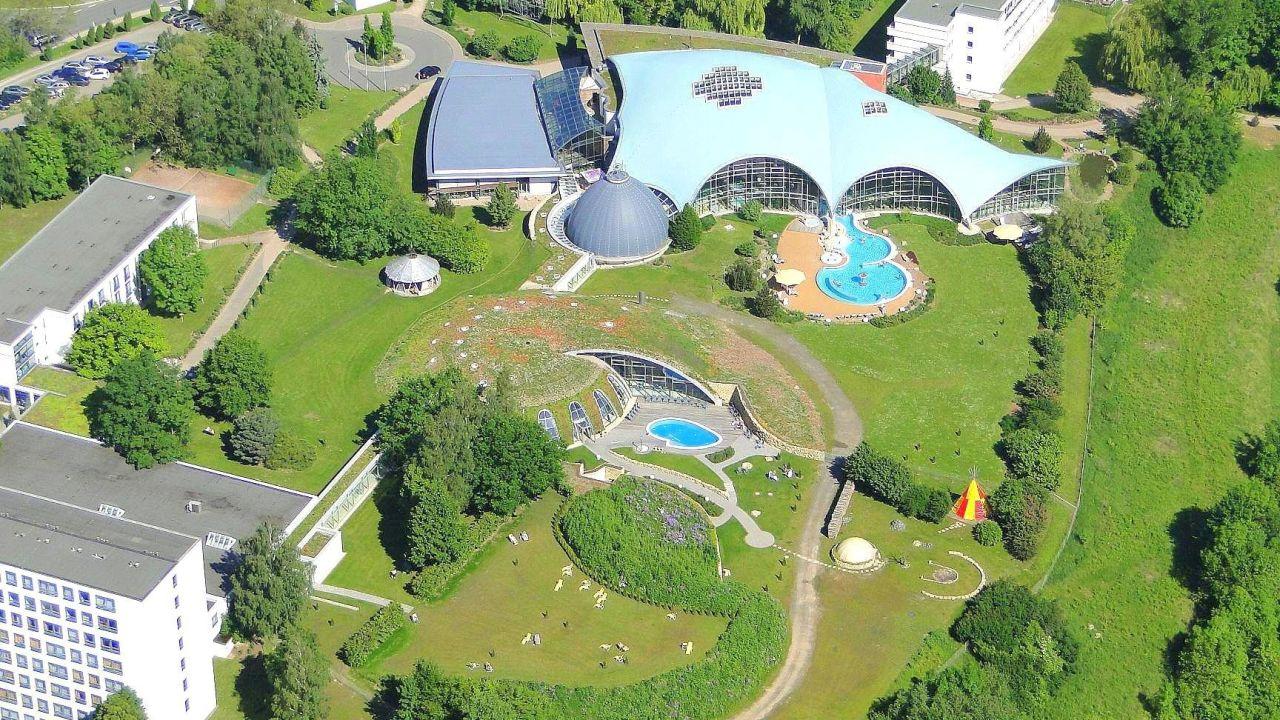 Hotel An Der Therme Haus 3 Hotelbetrieb Eingestellt Bad Sulza Holidaycheck Thuringen Deutschland