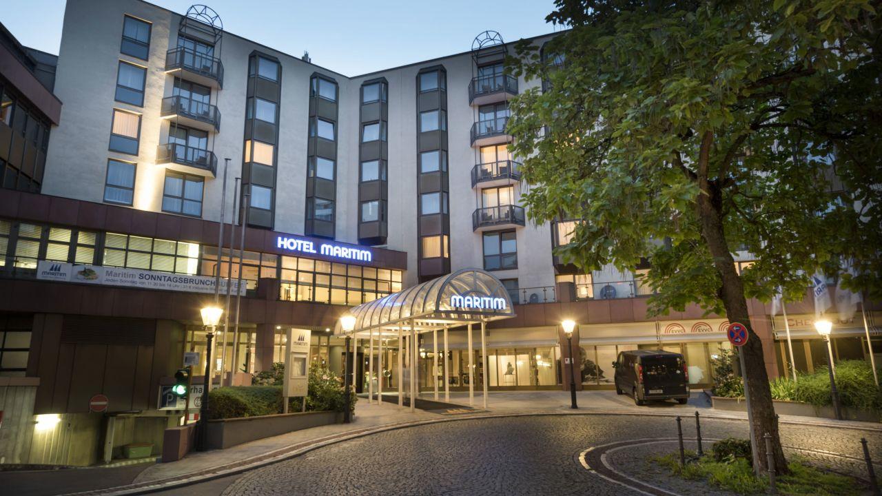 Maritim Hotel Bad Homburg (Bad Homburg) • HolidayCheck