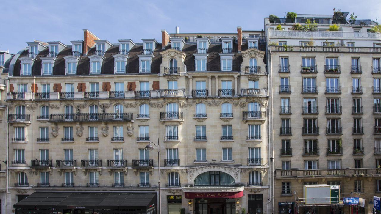 Hotel pont royal paris holidaycheck gro raum paris for Frankreich hotel paris