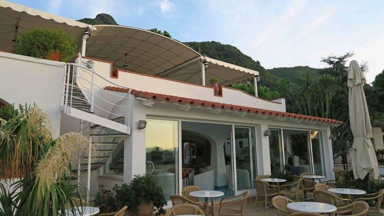 Hotel Poggio Aragosta Ischia Bewertung