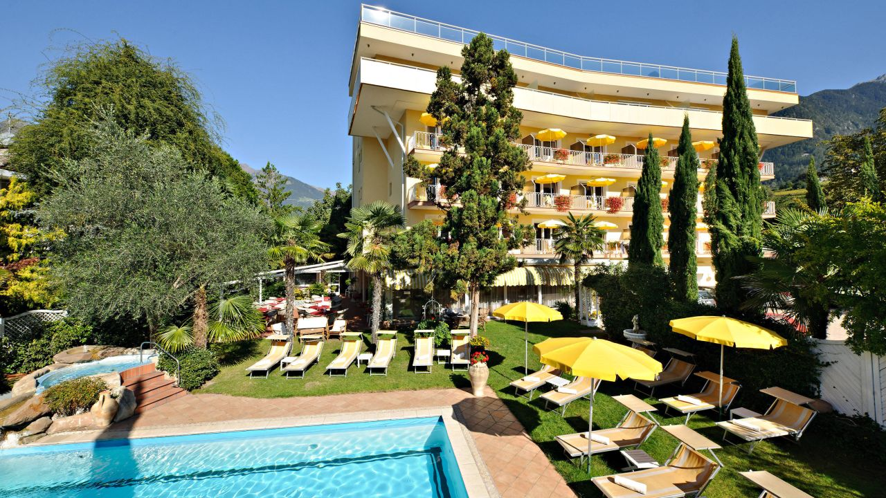 Hotel Anatol Meran Bewertung