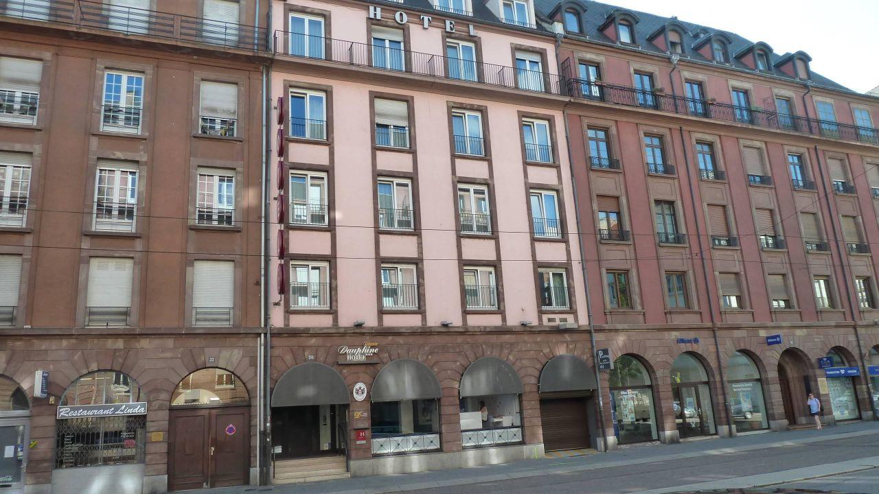 hotel diana dauphine stra burg holidaycheck elsass lothringen frankreich. Black Bedroom Furniture Sets. Home Design Ideas