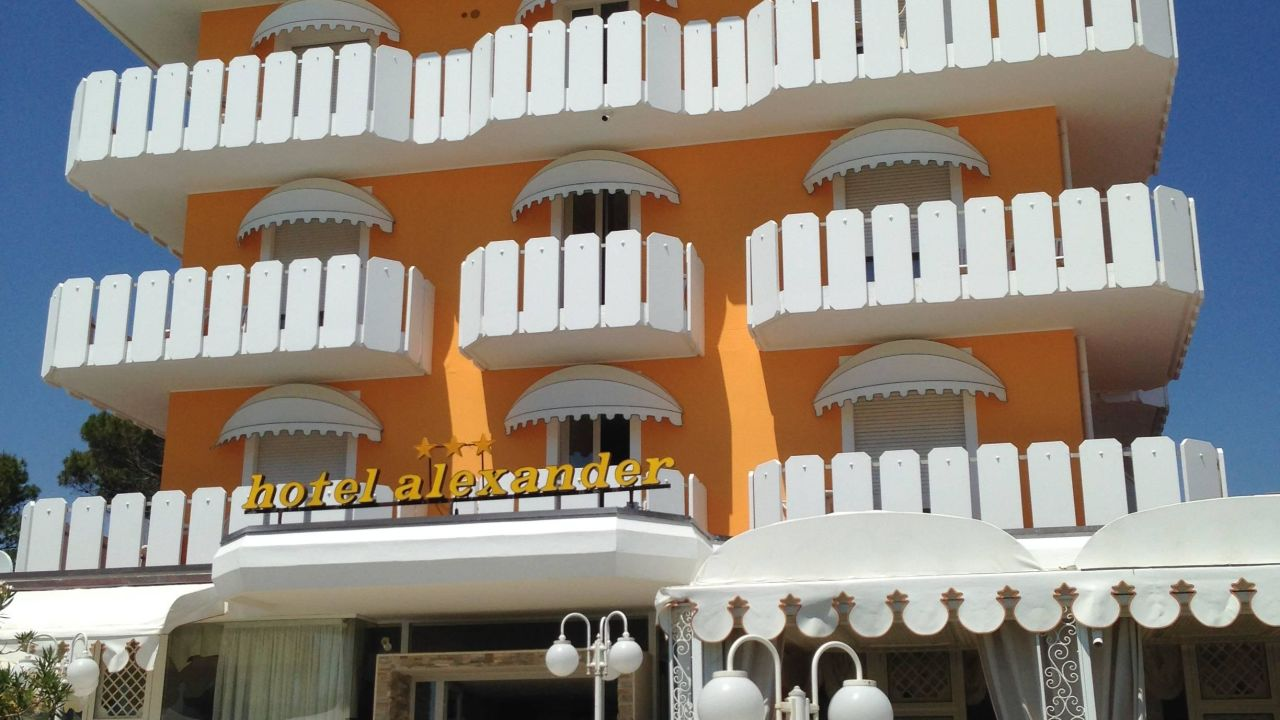 Bewertung Hotel Alexander Caorle