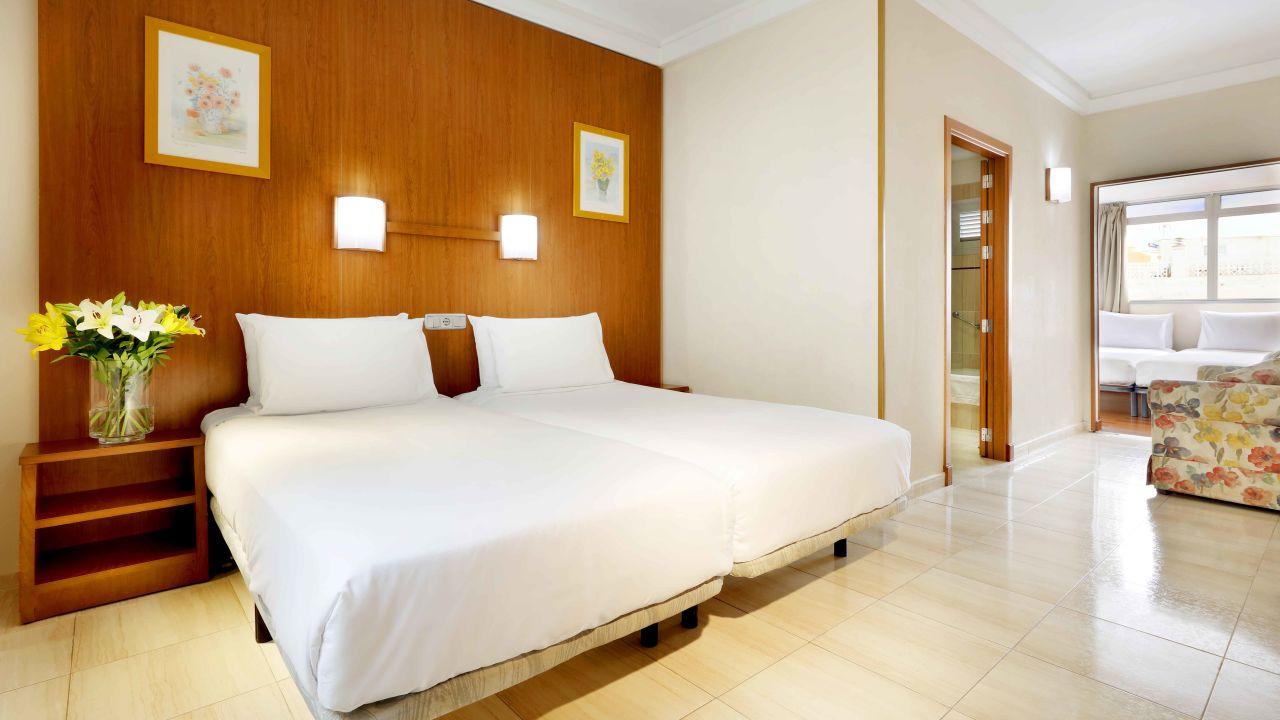 Hotel Alisios Canteras Las Palmas De Gran Canaria Holidaycheck