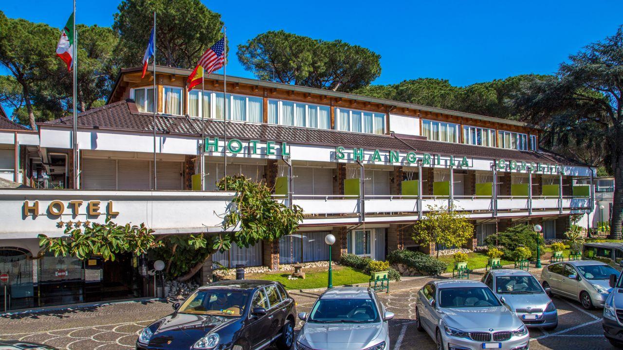 Hotel Shangrila Corsetti Rom Holidaycheck Latium Italien