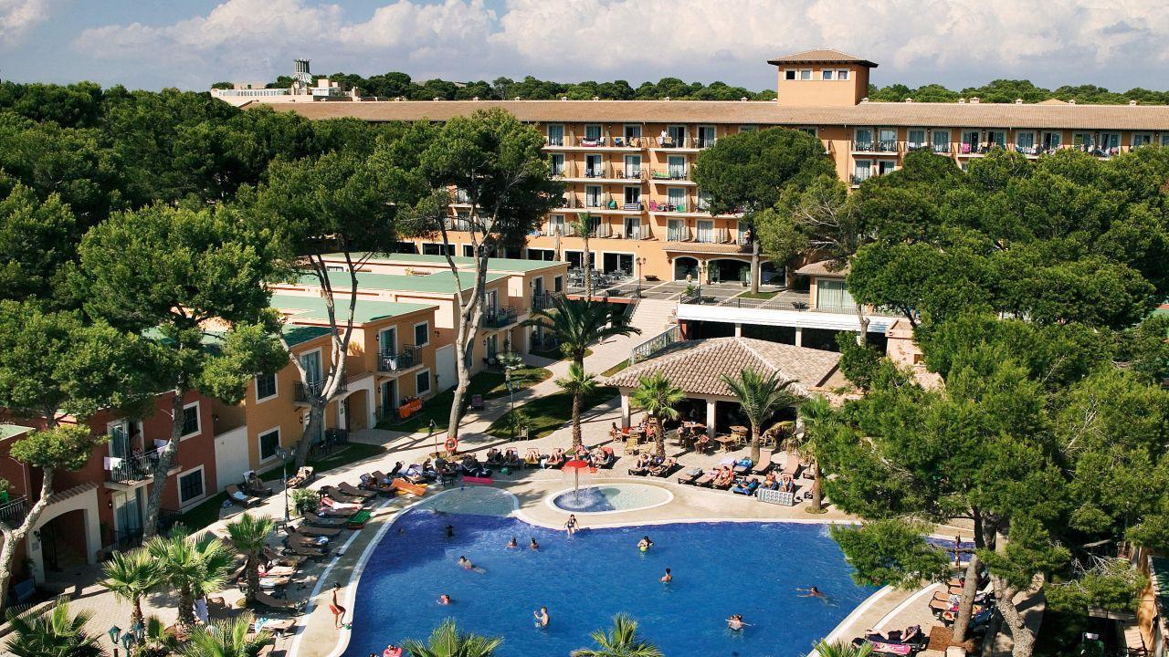 Hotel Barcelo Pueblo Park Palma Mallorca