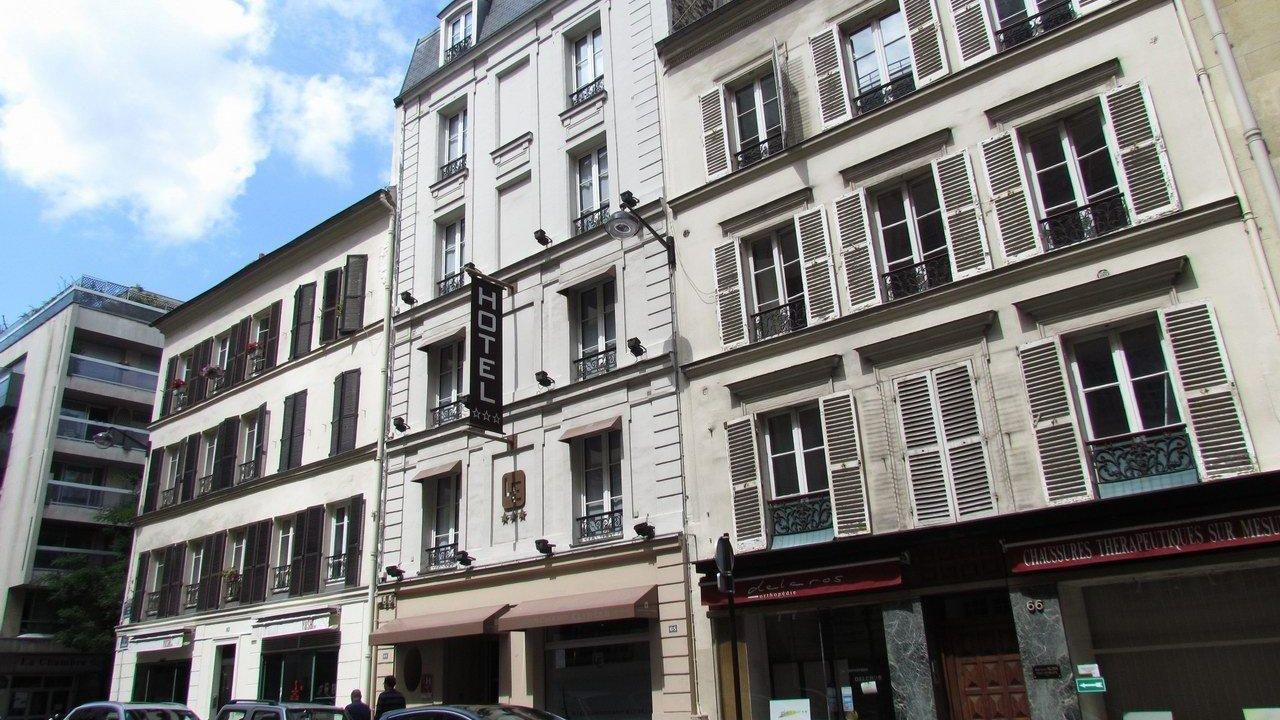 Hotel longchamp elysees paris holidaycheck gro raum for Frankreich hotel paris