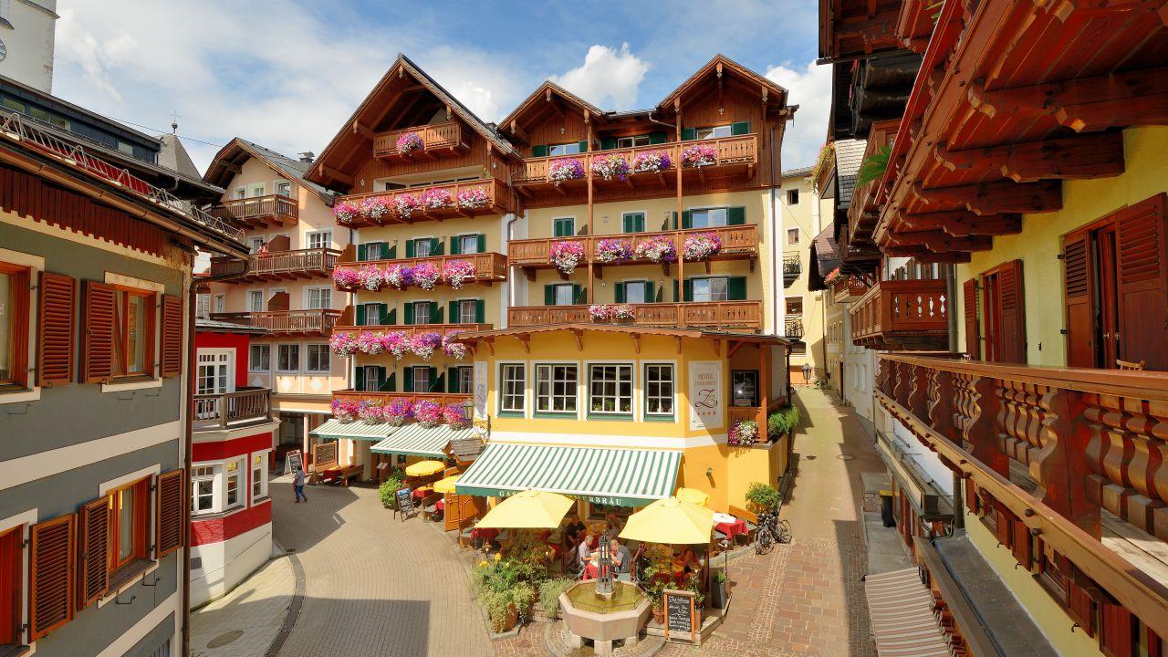 Hotels Salzkammergut fr Alleinreisende Die besten
