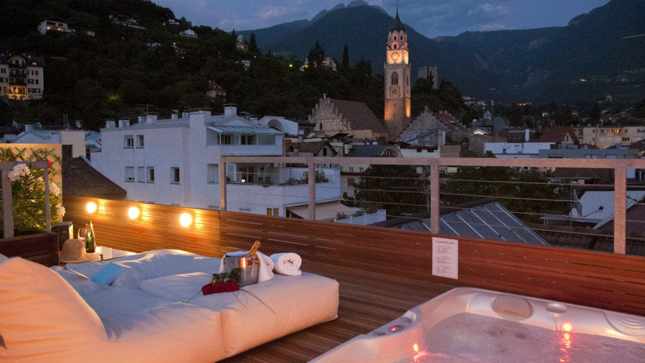 Boutique design hotel imperialart in merano meran for Hotel meran design