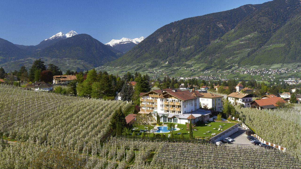 Hotel Burggrafler Hof Merano Meran Holidaycheck Sudtirol