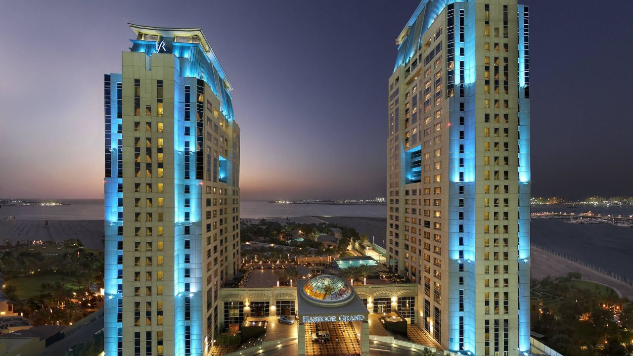 Wochen Grand Resort Hotel Januar
