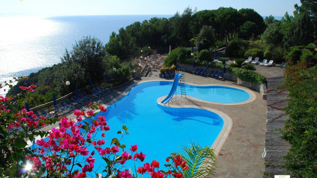 King 39 s residence hotel centola holidaycheck kampanien - Hotel con piscina abruzzo ...