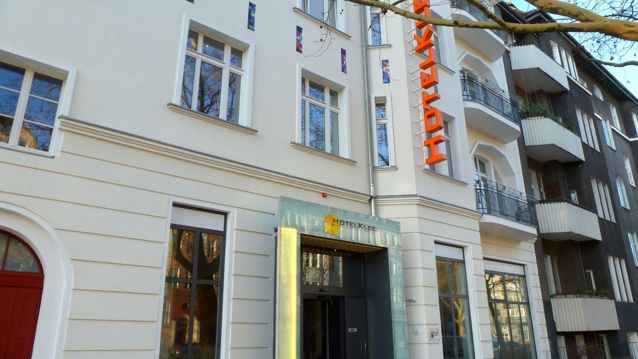 exe hotelklee berlin bewertung
