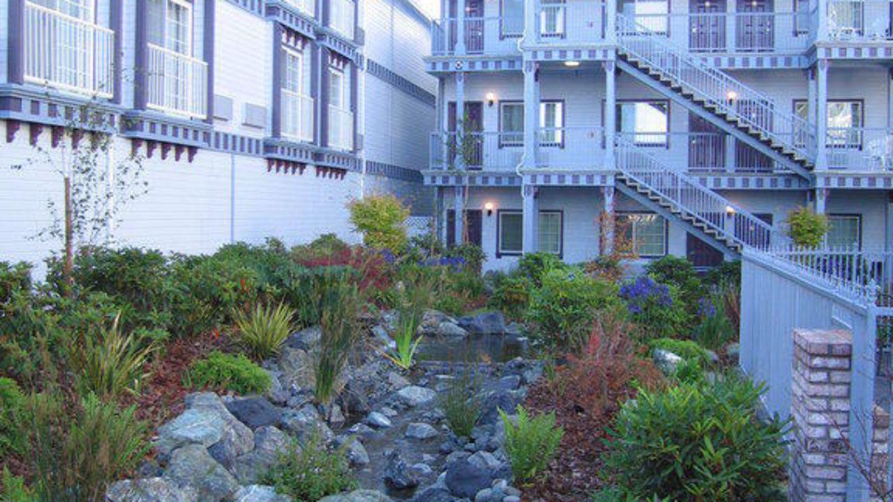 Best Western Hotel Bayshore Inn (Eureka) • HolidayCheck (Kalifornien ...