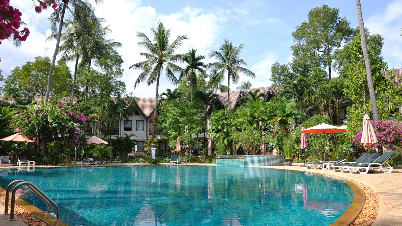 Duangjitt Resort And Spa Phuket Patong Beach