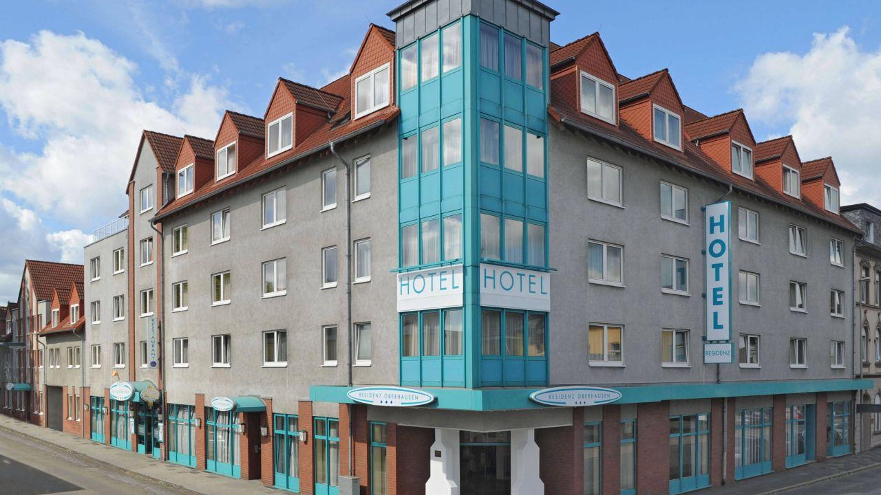 Wochenendreisen in Oberhausen bei rematesbancarios.com
