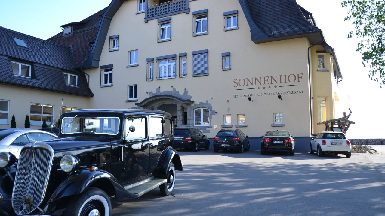 Bodensee Hotel Sonnenhof Dependance Kressbronn Holidaycheck