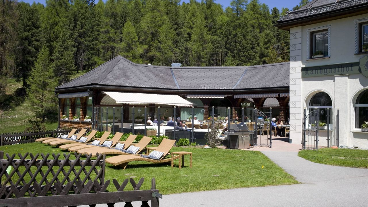 Hotel Meierei St Moritz