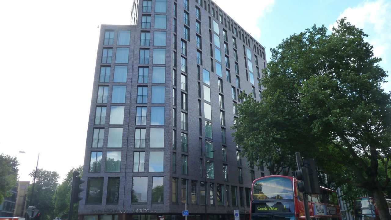 Hotel H10 London Waterloo City Of London Holidaycheck Grossraum