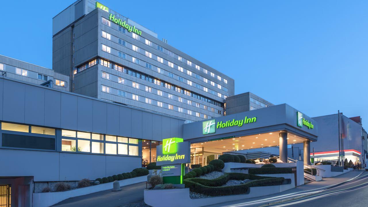 Holiday Inn Munich City Centre M 252 Nchen Holidaycheck