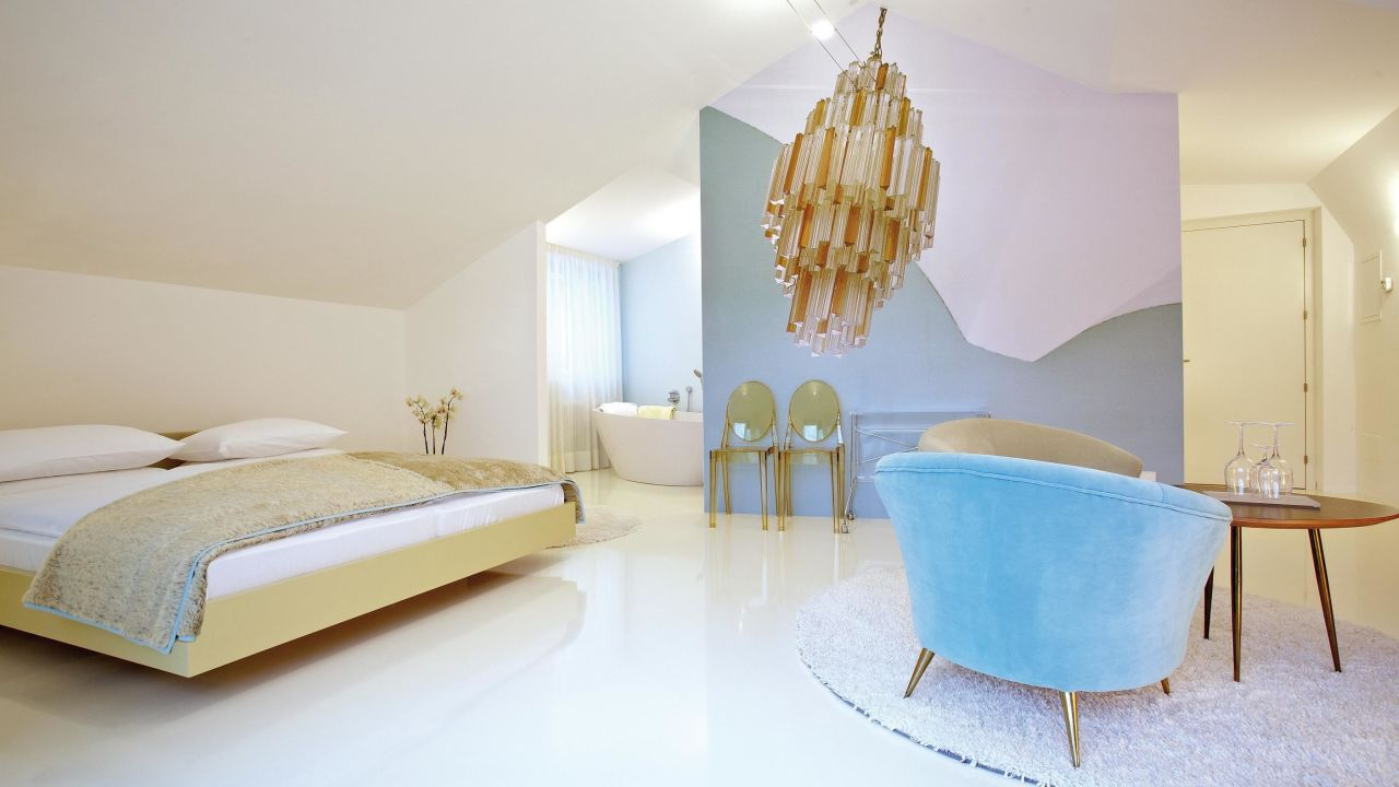Boutique design hotel imperialart in merano meran for Design hotel meran