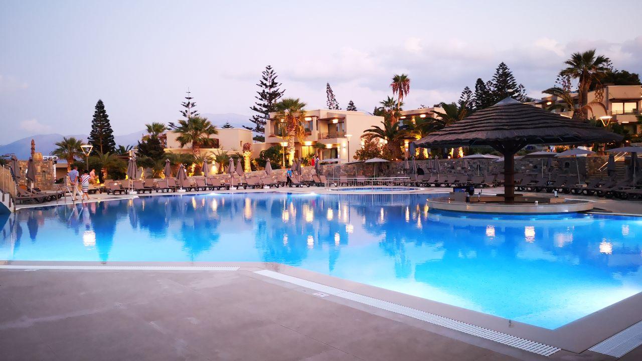 Hotel Nana Beach Kreta Bilder