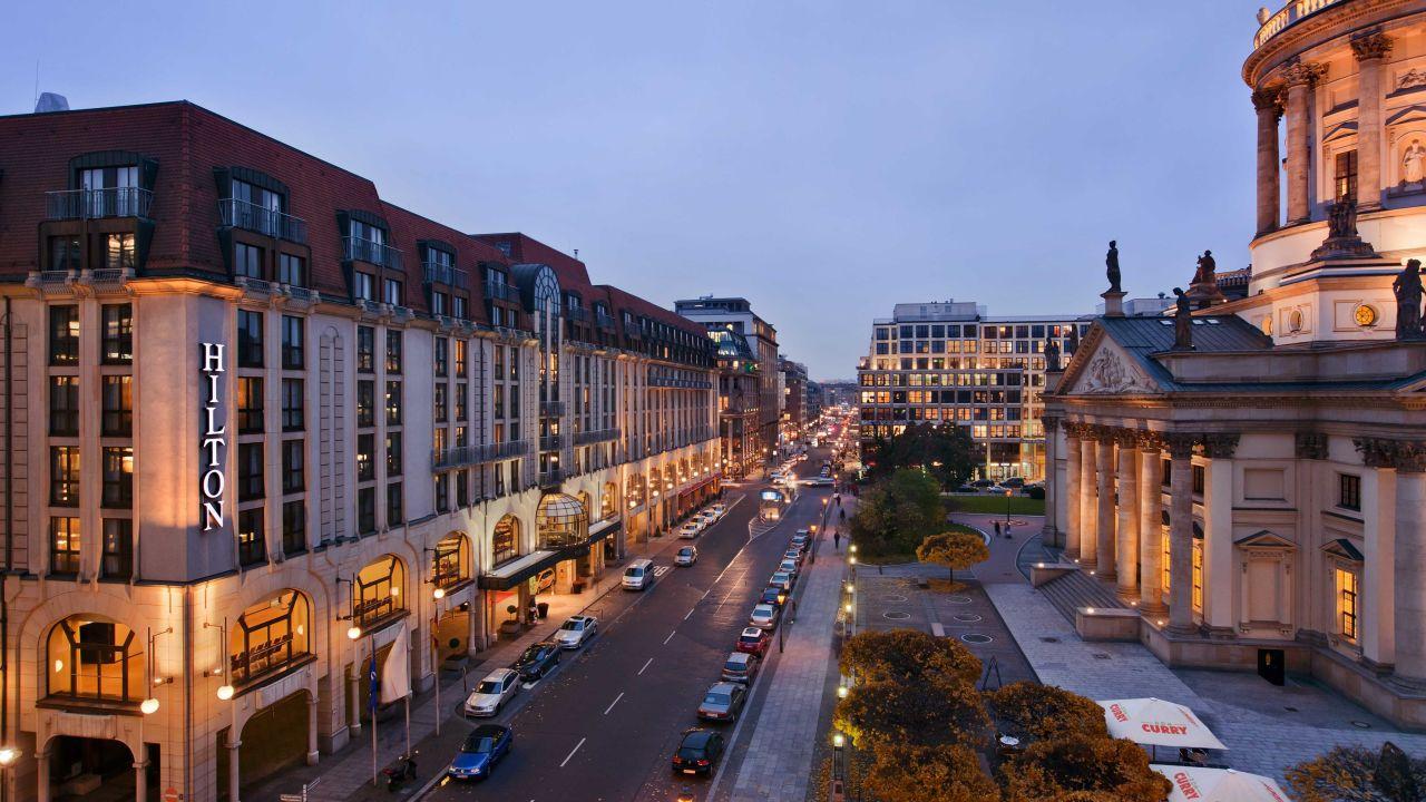Hilton Berlin Berlin Mitte Holidaycheck Berlin Deutschland