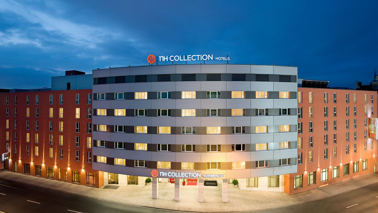 NH Collection Nürnberg City (Nürnberg) • HolidayCheck (Bayern ...