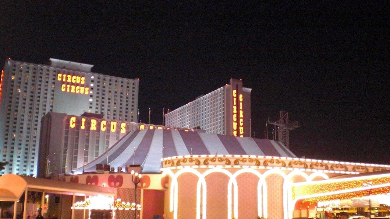 Hotel Circus Circus Las Vegas Holidaycheck Nevada Usa