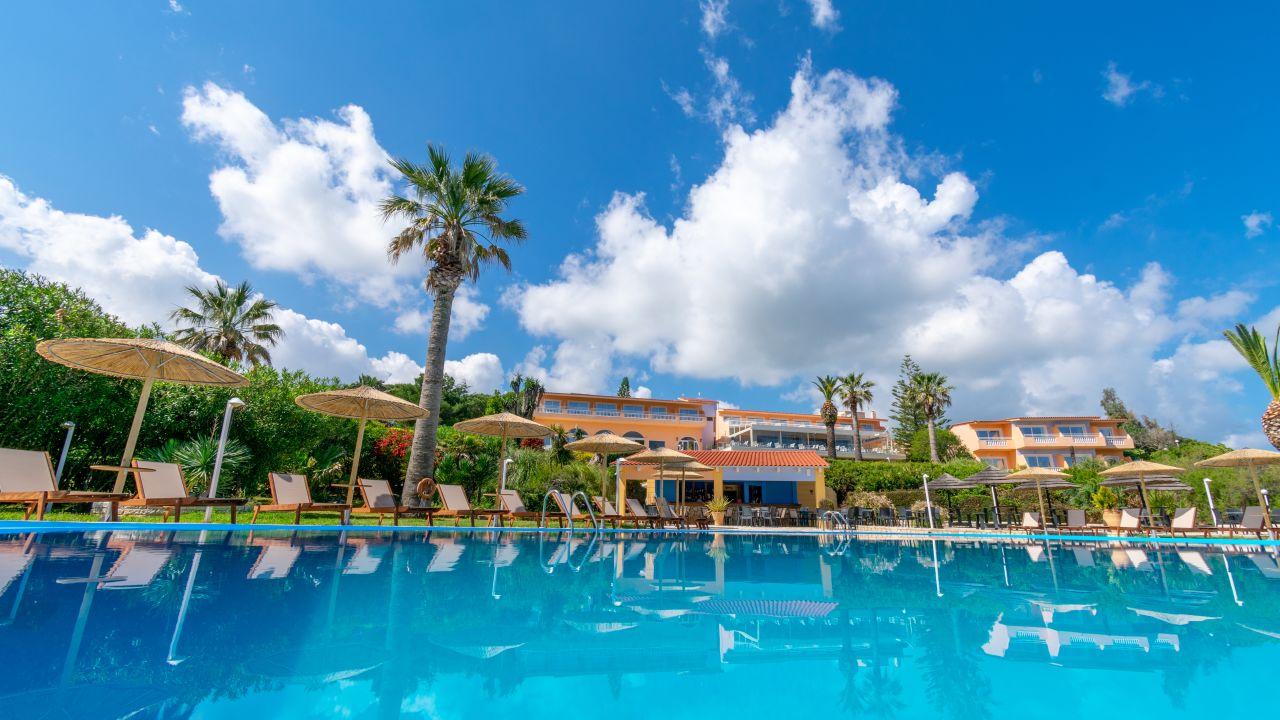 Ibiscus Hotel Corfu Roda Holidaycheck Korfu Griechenland