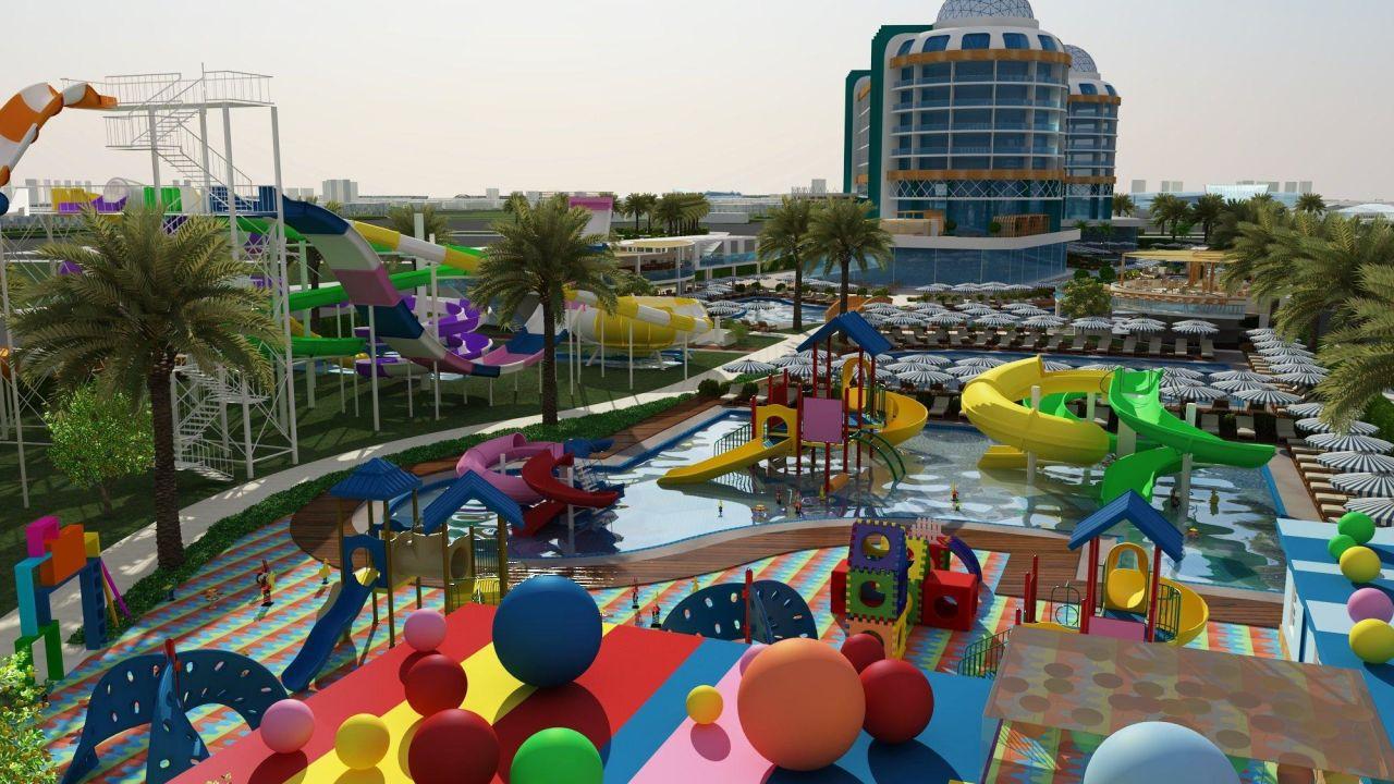 Turkei Hotel Dream World Resort