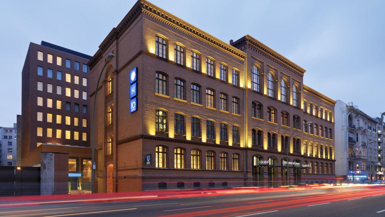 Hotel h10 berlin ku 39 damm berlin charlottenburg for Top 10 design hotels berlin