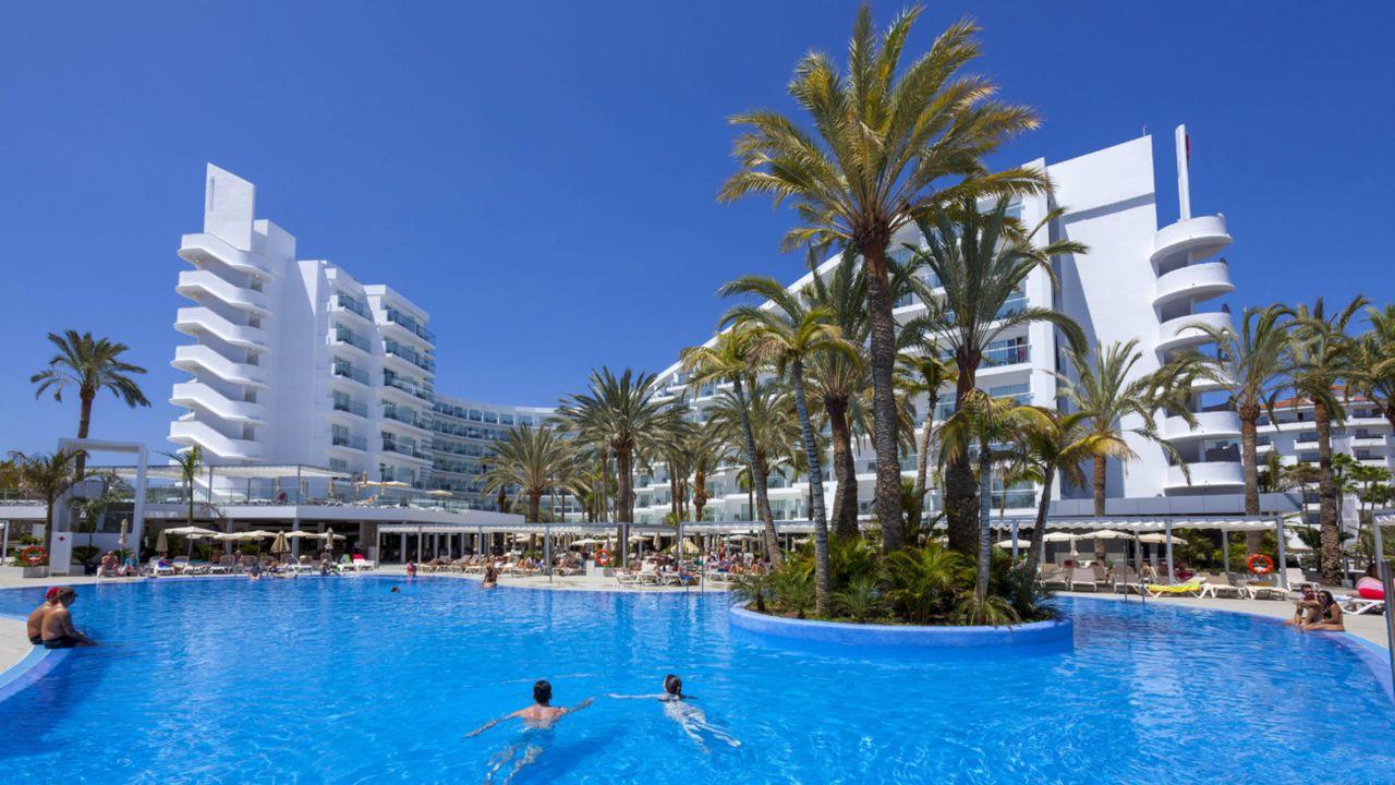 Clubhotel Riu Papayas Playa Del Ingles Holidaycheck