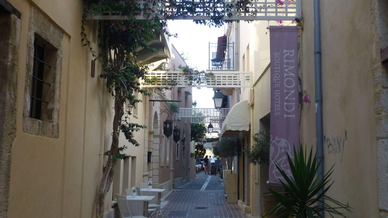 Rimondi boutique hotels estate collection in rethymno for Boutique hotel collection
