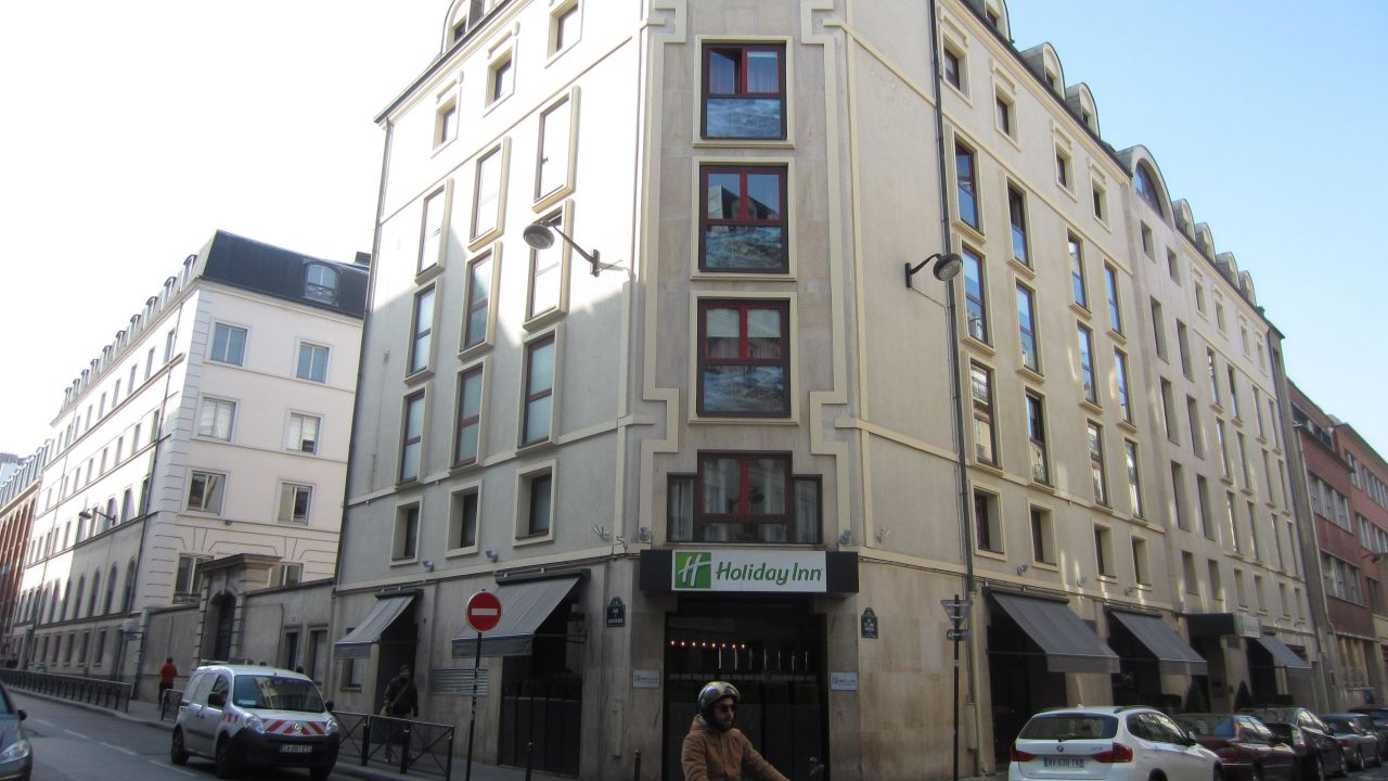 Hotel Holiday Inn Paris St  Germain Des Pres  Paris