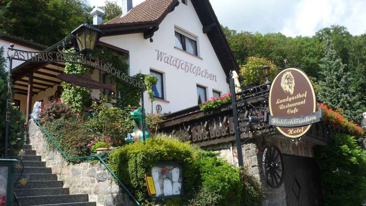 Landgasthof Waldschlosschen Lindenfels Holidaycheck Hessen