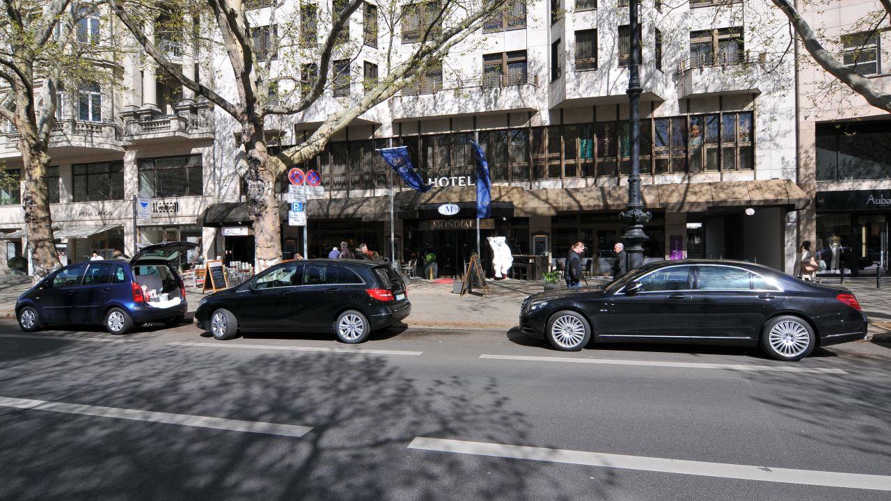 Hotel Mondial Am Kurfurstendamm Berlin Charlottenburg Wilmersdorf