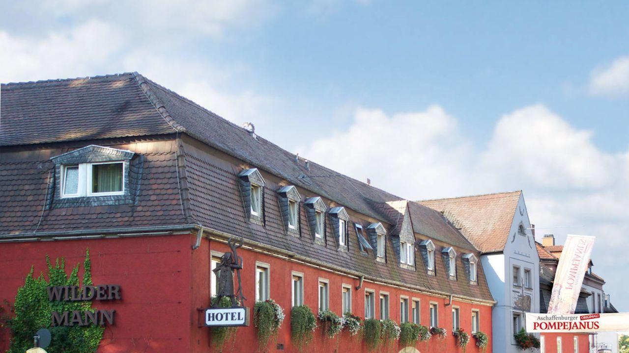 hotel wilder mann aschaffenburg holidaycheck bayern. Black Bedroom Furniture Sets. Home Design Ideas