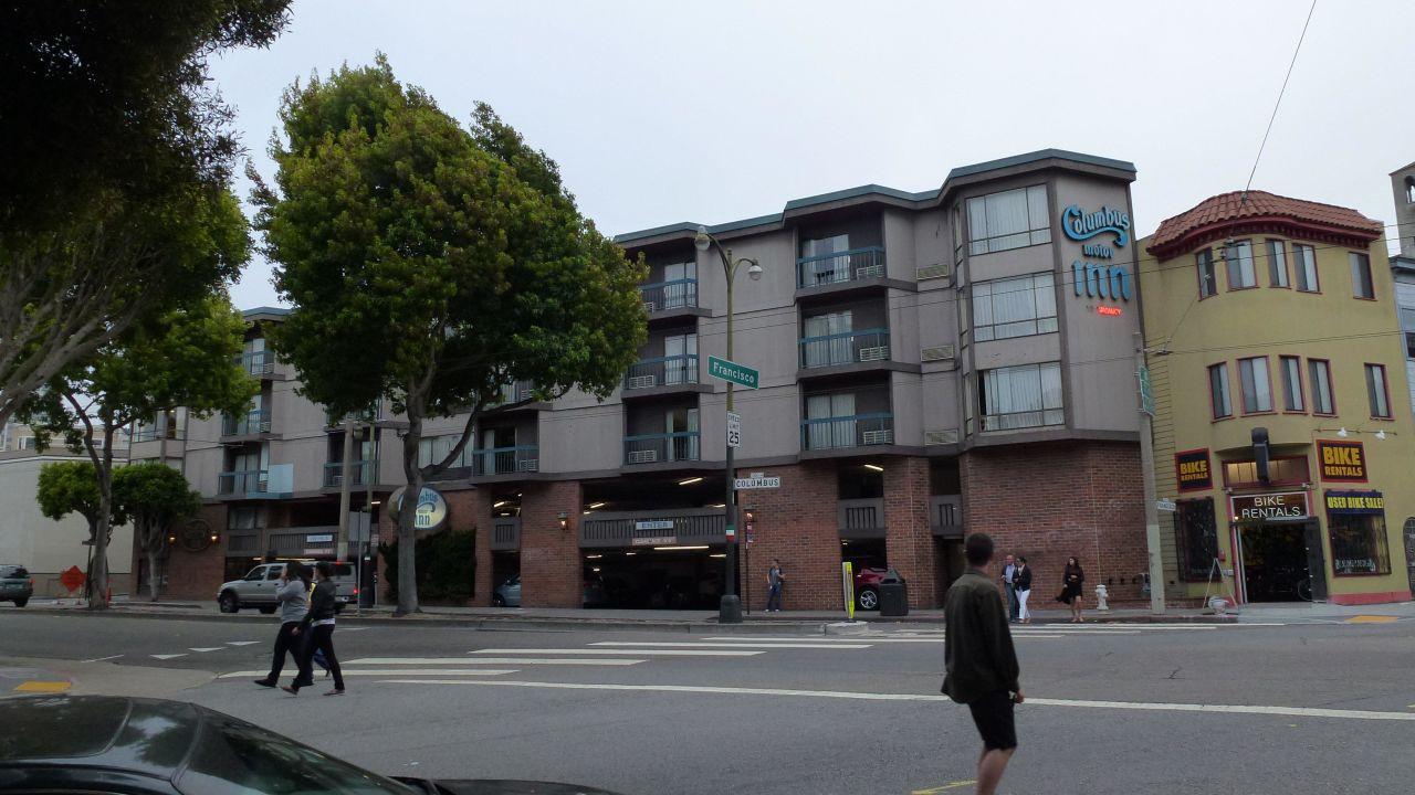 Hotel Columbus Motor Inn In San Francisco Holidaycheck