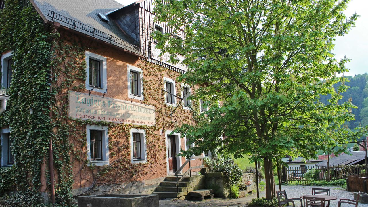 Hotel Forsthaus Bad Schandau Bewertung