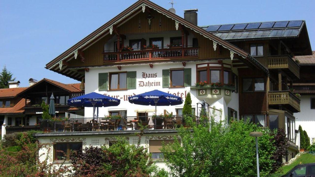Hotel Haus Daheim in Oberstaufen • HolidayCheck