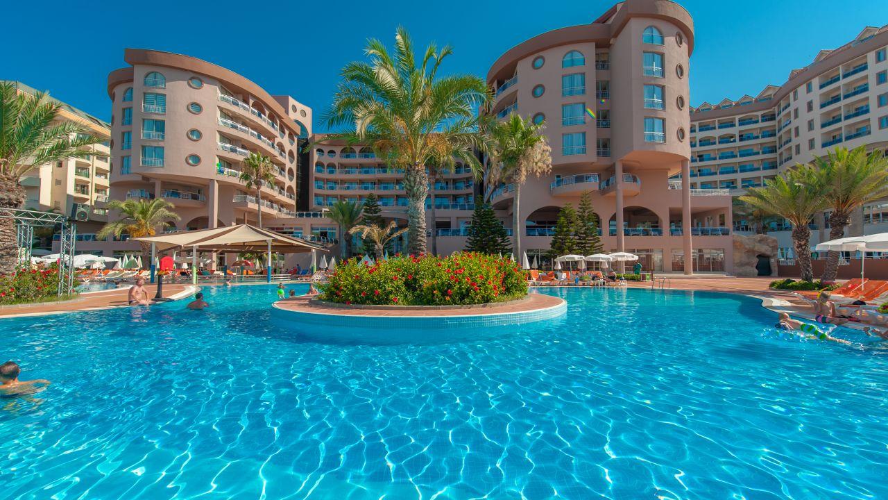 Kirman Hotels Arycanda De Luxe Turkische Riviera