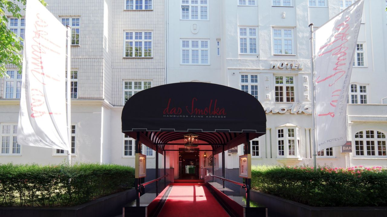 Romantik Hotel Das Smolka Hamburg Holidaycheck Hamburg