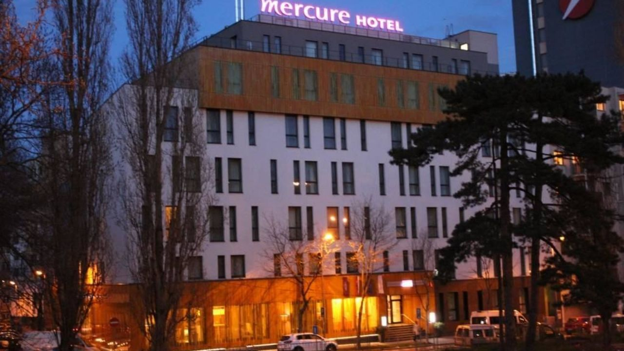 mercure bratislava centrum hotel bratislava holidaycheck bratislava slowakei. Black Bedroom Furniture Sets. Home Design Ideas
